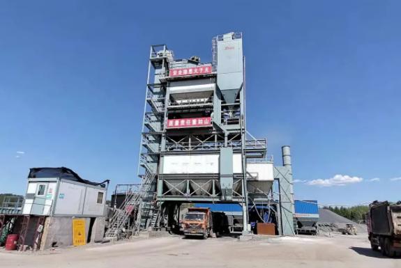 全员同力展形象,火力全开保进度—设备公司第九机械作业项目部顺利生产运行